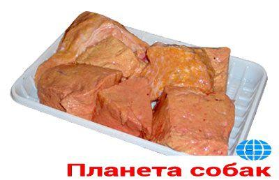 Вымя говяжье
